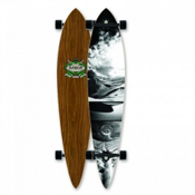 Arbor Timeless Walnut Complete Longboard, , medium
