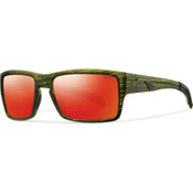 Smith Outlier Sunglasses, Seaweed, medium
