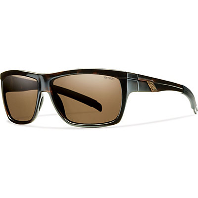 Smith Mastermind Polarized Sunglasses, Tortoise-Polarized Brown, viewer