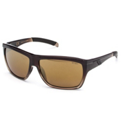 Smith Mastermind Polarized Sunglasses, Black Olive-Polar Gold Gradien, medium