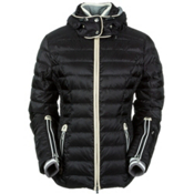 Bogner Kylie D Womens Insulated Ski Jacket, Black, medium