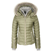 Bogner Kylie D Womens Insulated Ski Jacket, Swamp Green, medium