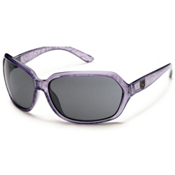SunCloud Empress Sunglasses, Lavender Print, medium