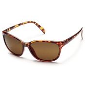 SunCloud Flutter Sunglasses, Tortoise, medium