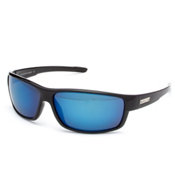 SunCloud Voucher Sunglasses, Black, medium