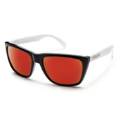 SunCloud Standby Sunglasses, Black White, medium