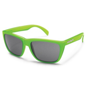 SunCloud Standby Sunglasses, Electric Green, medium