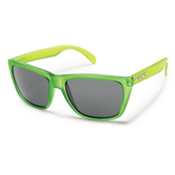 SunCloud Standby Sunglasses, Matte Green, medium