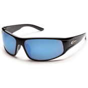 SunCloud Warrant Sunglasses, Black, medium
