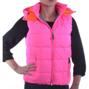 Bogner Fire + Ice Cali D Womens Vest, Neon Pink, medium