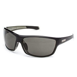 SunCloud Conductor Sunglasses, Black Backpaint-Gray Polarized, 256