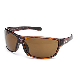 SunCloud Conductor Sunglasses, Tortoise-Brown Polarized, 256