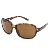 SunCloud Sequin Sunglasses, Tortoise-Brown Polarized, medium