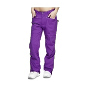 Nikita Pilatus Womens Snowboard Pants, Purple Magic, medium