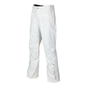 Nikita Pilatus Womens Snowboard Pants, White, medium