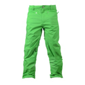Nikita Pilatus Womens Snowboard Pants, Classic Green, medium