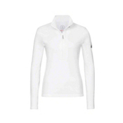 Bogner Fire + Ice Marte Womens Mid Layer, Off White, medium