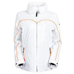 Bogner Fire + Ice Agneta Womens Insulated Ski Jacket, White, 256