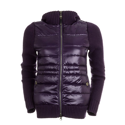 Neve Designs Paige Knit Down Jacket Womens Jacket, , viewer