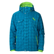 Marker Slater Mens Insulated Ski Jacket, Arctic, medium