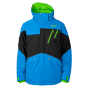 Marker Trance Mens Insulated Ski Jacket, Arctic, medium