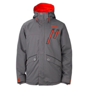 Marker Trance Mens Insulated Ski Jacket, Graphite, medium