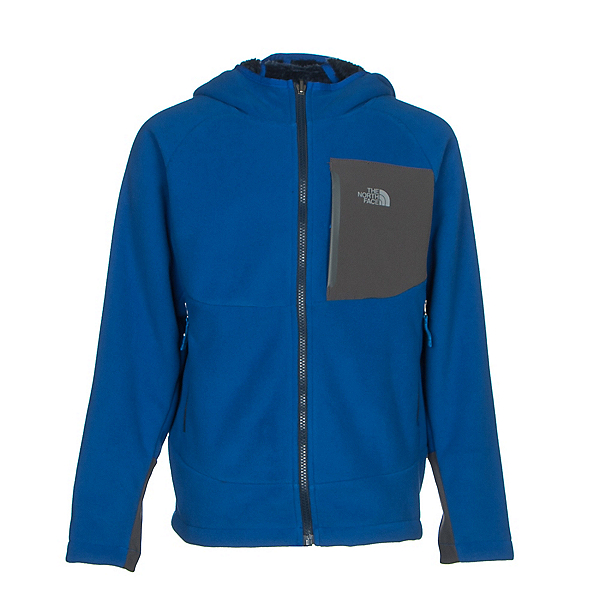 The North Face Chimborazo Kids Hoodie, Honor Blue, 600