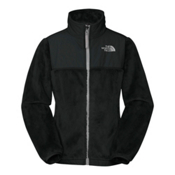 The North Face Denali Thermal Girls Jacket, TNF Black, medium