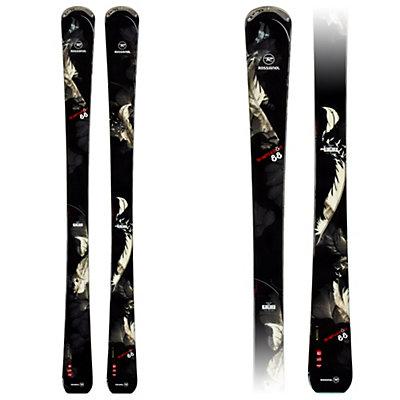 Rossignol Temptation 88 Flat Womens Skis, , large