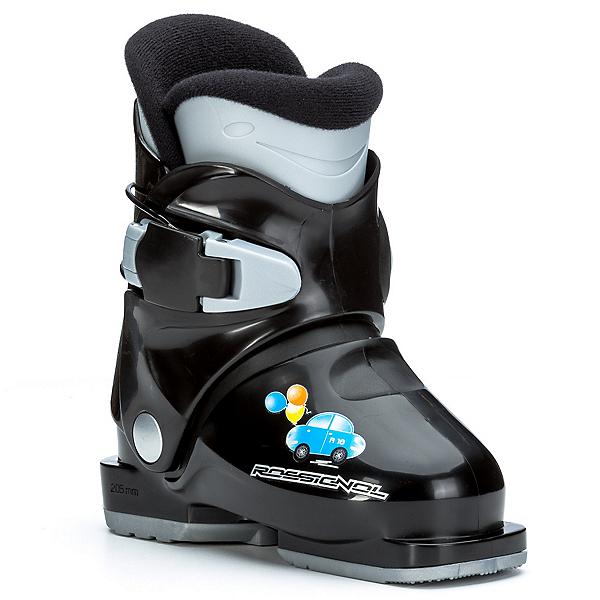 Rossignol R 18 Kids Ski Boots 2017, Black, 600
