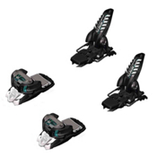 Marker Griffon Ski Bindings 2016, Black-White-Teal, medium