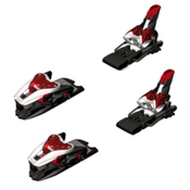 Marker XCell 12.0 Ski Bindings, Black-White-Red, medium