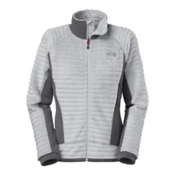 The North Face Radium Hi-Loft Womens Jacket, High Rise Grey-Vanadis Grey, medium