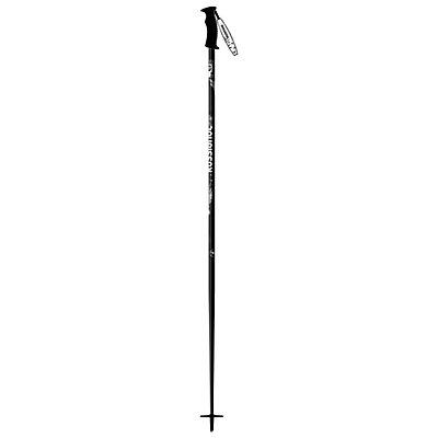 Rossignol Temptation Pro Carbon Womens Ski Poles, Black, viewer