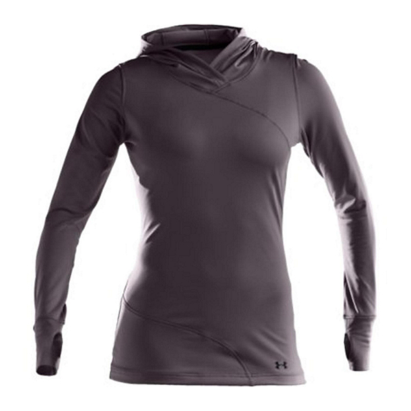 Under Armour Evo CG Hoody Womens Mid Layer, , 600