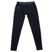 Under Armour EVO CG Infrared Legging Mens Long Underwear Pants, Black, medium