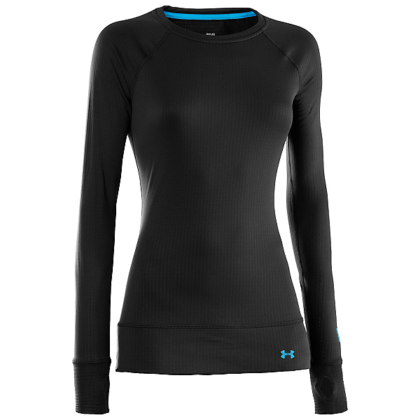 Under Armour Base 2.0 Crew Womens Long Underwear Top, , 600