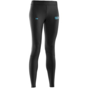 Under Armour Base 2.0 Leggings Womens Long Underwear Pants, Black, medium