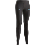 Under Armour Base 3.0 Legging Womens Long Underwear Pants, Black, medium