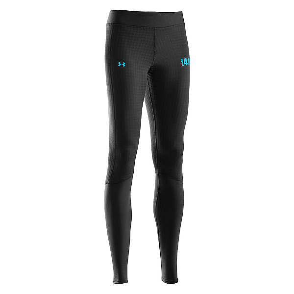 Under Armour Base 4.0 Leggings Womens Long Underwear Pants, Black, 600