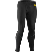 Under Armour Base 3.0 Leggings Mens Long Underwear Pants, Black, medium