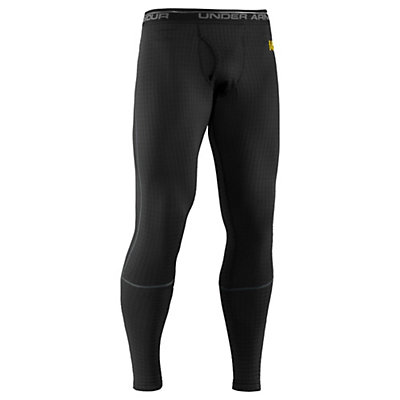 Under Armour Base 4.0 Leggings Mens Long Underwear Pants, Black, viewer