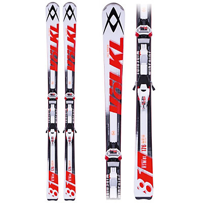 Volkl RTM 81 Skis with iPT Wideride 12.0 Bindings, , large