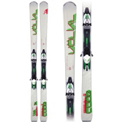 Volkl Code Speedwell S Skis with rMotion 12.0 Bindings 2014, , medium