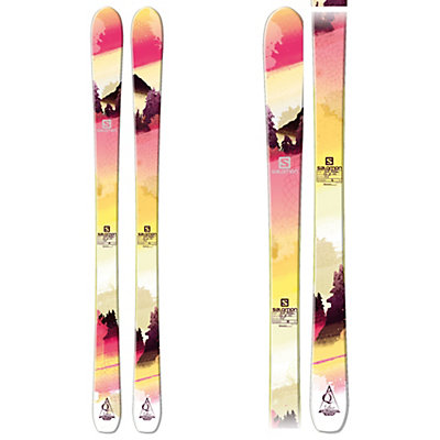 salomon women skis
