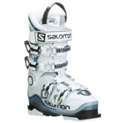 Salomon X-Pro 90 W Womens Ski Boots, Cold Sea Translucent-White, medium