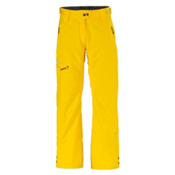 Scott Omak Womens Ski Pants, Chrome Yellow, medium