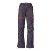 The North Face NFZ Insulated Womens Ski Pants, Greystone Blue, medium