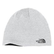 The North Face Jim Beanie Hat, High Rise Grey Heather, medium