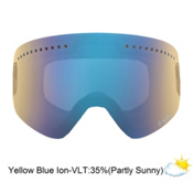 Dragon NFX Goggle Replacement Lens, Yellow Blue Ion, medium